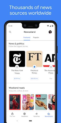 Google News - Daily Headlines android2mod screenshots 5