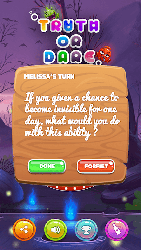 Truth or Dare - Dare questions, Fun Party games 8.0 screenshots 5