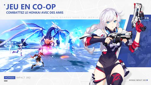 Code Triche Honkai Impact 3rd (Astuce) APK MOD screenshots 4