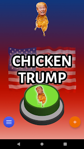 Trump Chicken: Dance Button Song 3