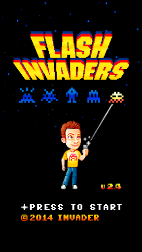 FlashInvaders 5.1.1 screenshots 1