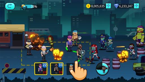 Among the Zombie  screenshots 4