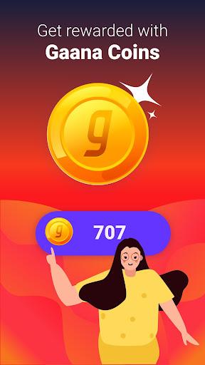 Gaana Song Hotshots Video Music Free Hindi MP3 App 8.7.4 Screenshots 7