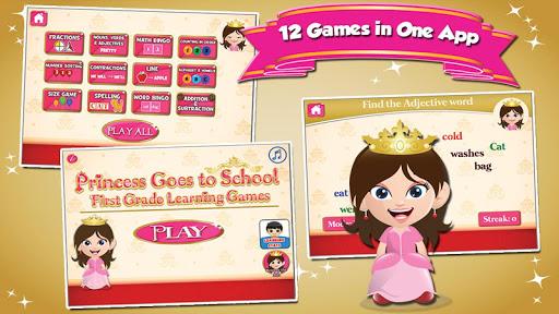 Princess First Grade Games modavailable screenshots 11