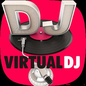 Virtual DJ Mixer 8 Song Mixer DJ Controller 1.0.1 by GoodLife Soft logo
