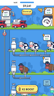 Milk Factory Screenshot