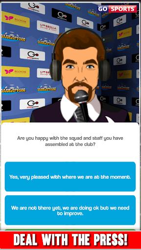 Club Soccer Director - Soccer Club Manager Sim 2.0.8e screenshots 7
