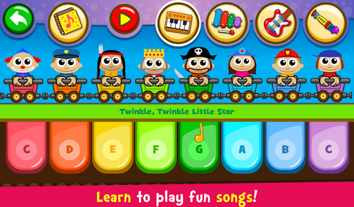 Piano Kids - Music & Songs 2.73 Screenshots 2