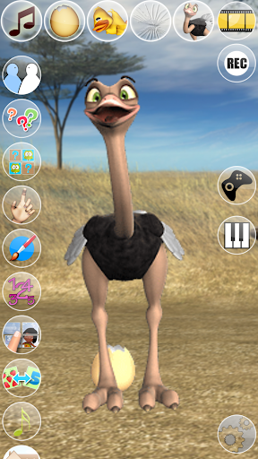Talking Joe Ostrich 210105 screenshots 1