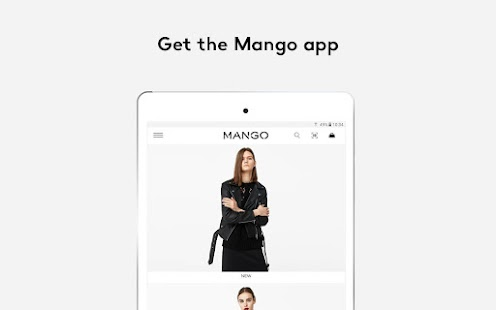 MANGO - The latest in online fashion Screenshot
