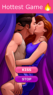 Kiss Kiss : Spin the Bottle for Chatting & Fun 3