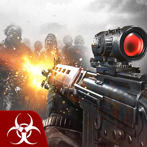 Zombie Frontier 4: FPS - Überleben & Schießen
