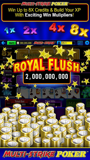 Multi-Strike Video Poker | Multi-Play Video Poker apkmr screenshots 4