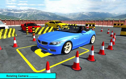 Car Driving parking perfect - car games apklade screenshots 2