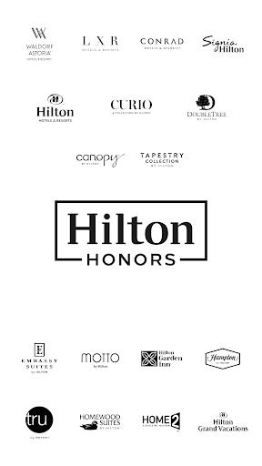 Hilton Honors: Book Hotels 2021.1.26 screenshots 1