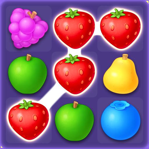 Fruit Link - Line Blast