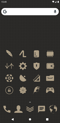 Download APK: Rest – Icon Pack v3.2.4 [Paid]
