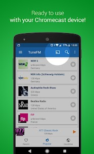 Radio FM Player Mod Apk- TuneFm 1.6.29 (Pro Features Unlocked) 2