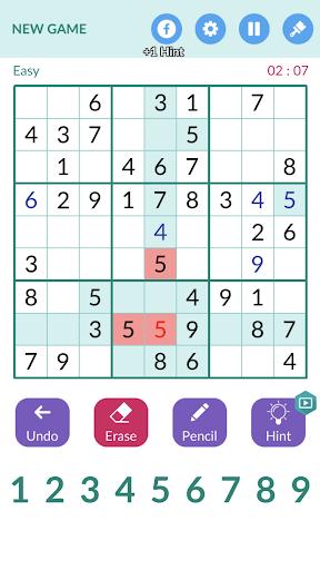 Sudoku Master androidhappy screenshots 2