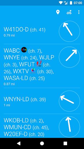 Digital TV Antennas  screenshots 1