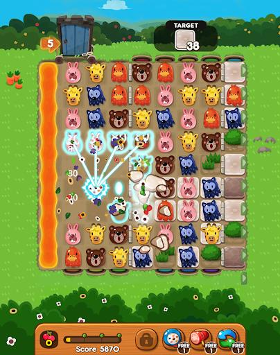 POKOPOKO The Match 3 Puzzle  screenshots 12