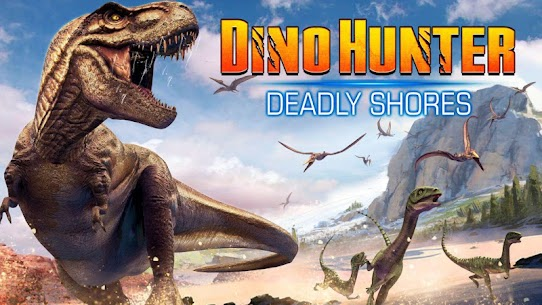 Dino Hunter MOD APK [Unlimited Money/Energy/Coins/Unlocked] 1