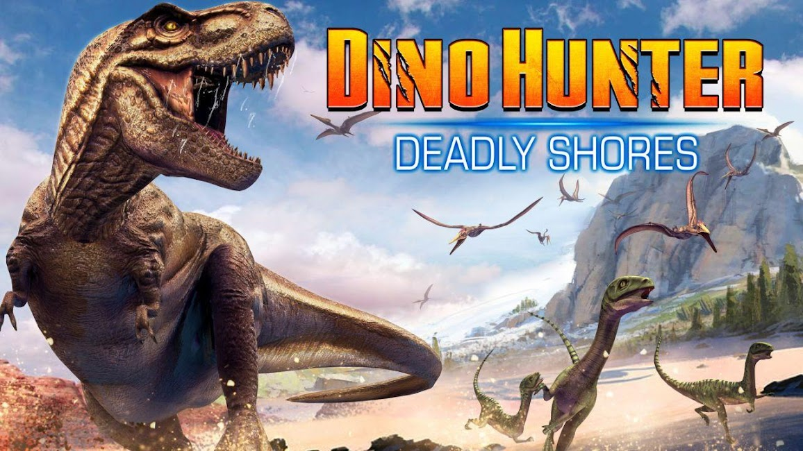 DINO HUNTER DEADLY SHORES GiftCode 4.0.0 1