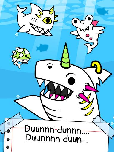Shark Evolution - Fierce Shark Making Clicker screenshots 11