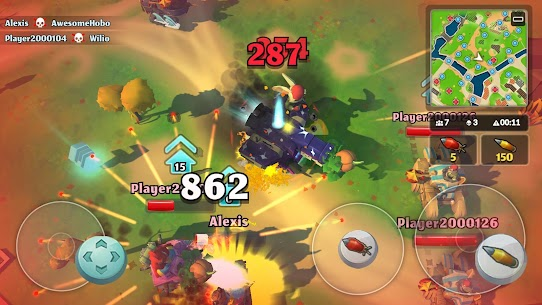 PvPets: Tank Battle Royale 1.4.1.10225 Apk 5