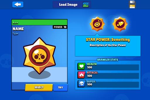Card Maker for Brawl Stars 1.5 Screenshots 3
