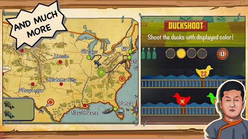bootleggers: illegal farm - moonshine mafia game screenshot 3