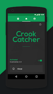 CrookCatcher - Anti Theft Screenshot