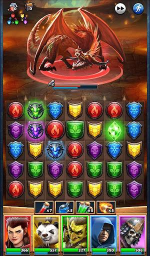 Empires & Puzzles: Epic Match 3 goodtube screenshots 22