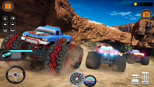 Monster Truck Off Road Racing 2020: Offroad Games 3.4 screenshots 2