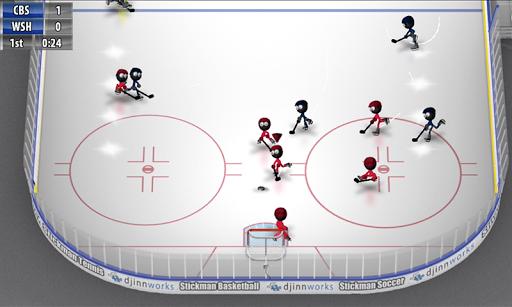 Stickman Ice Hockey  Screenshots 4