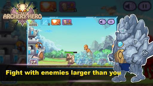 archery hero: bow hunter screenshot 3