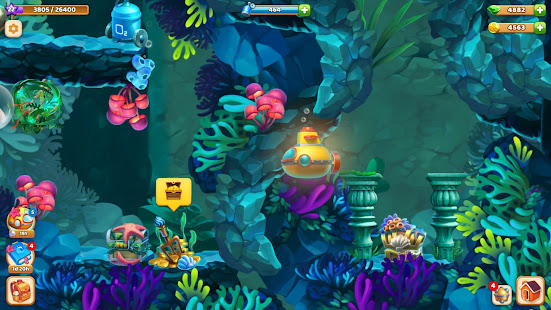 Funky Bay - Farm & Adventure game 42.0.36 Screenshots 7