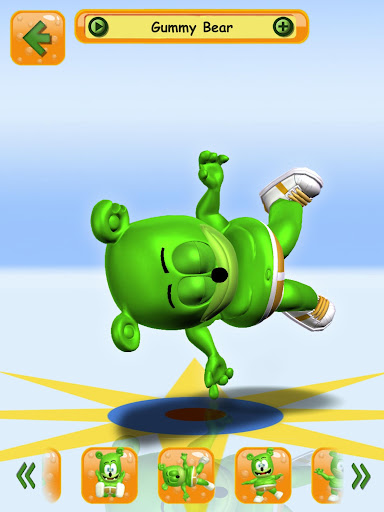 Talking Gummy Free Bear Games for kids 3.5.0 screenshots 7