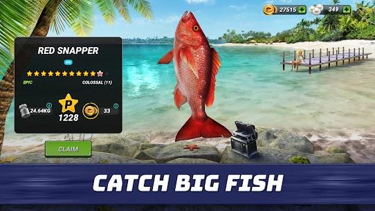 Fishing Clash MOD Apk 1.0.152 (Unlocked) 1