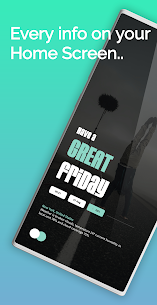 Finesta KWGT Apk Download [PAID] for Android 8