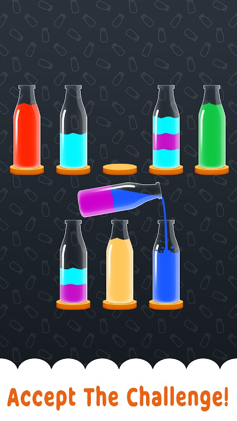Water Sort Puzzle - Water Color Sort 2021のおすすめ画像5