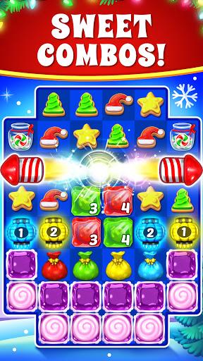 Christmas Cookie - Santa Claus's Match 3 Adventure 3.2.3 screenshots 4