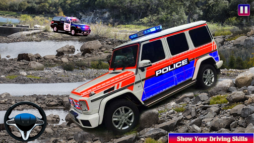 Offroad Police Car Driving Simulator Game 0.1.2 screenshots 9