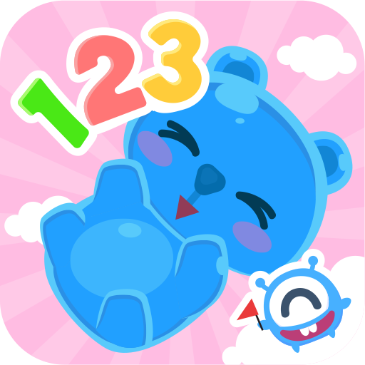 CandyBots Numbers 123 Kids Fun🌟Learn Counting 100