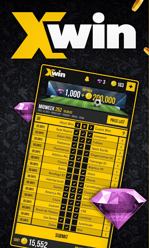 Xwin: Win the Prediction Game apkpoly screenshots 1