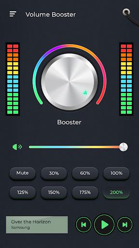 Extra Volume Booster - loud sound speaker 4.0.8 Screenshots 3
