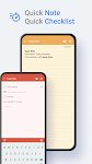 screenshot of Notepad - Sticky notes & Notebook, Notes