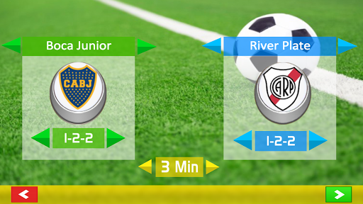 superliga game argentina screenshot 3