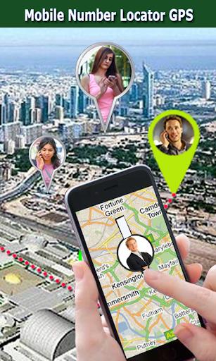 Mobile Number Location GPS 1.0 APK screenshots 2