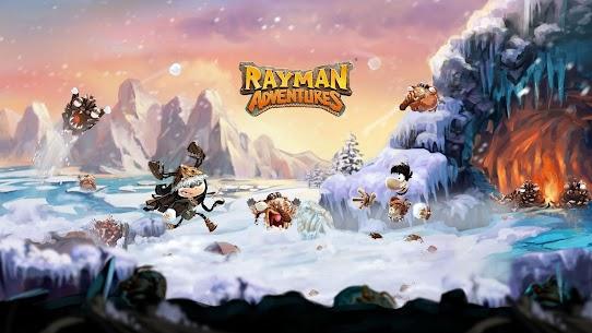 Rayman Adventures MOD Apk 3.9.6 (Unlimited Money) 1